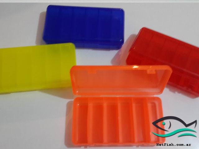 Caja de pesca plastica