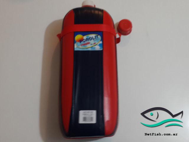Cantimplora térmica irrompible Porolit 2.250 litro