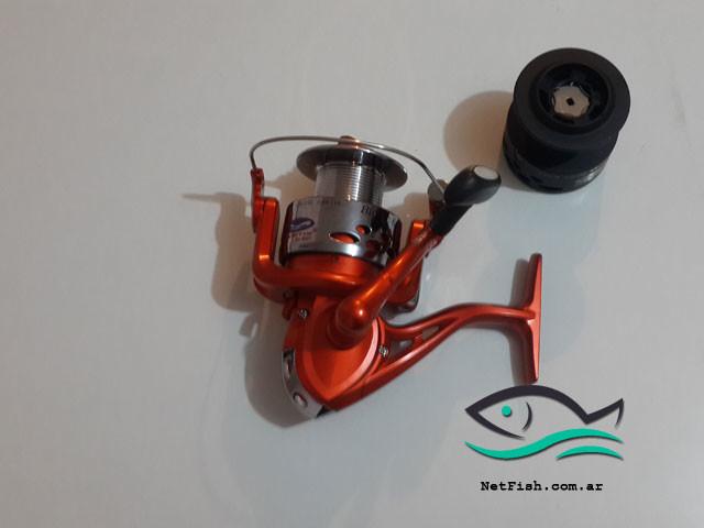 Reel Bionic Mystix 600f
