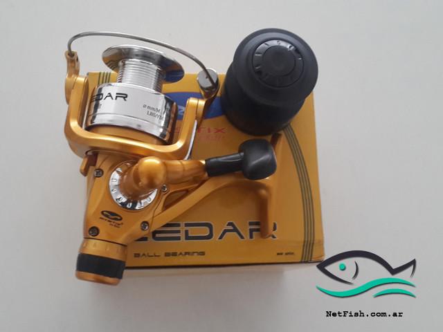Reel Cedar Mystix 4001r