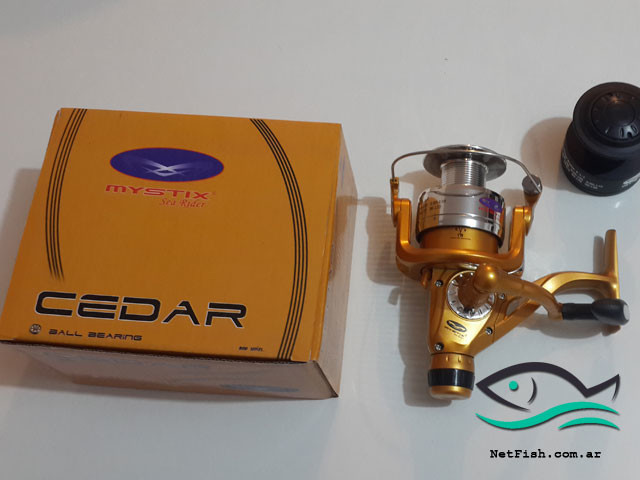 Reel Cedar Mystix 6001r