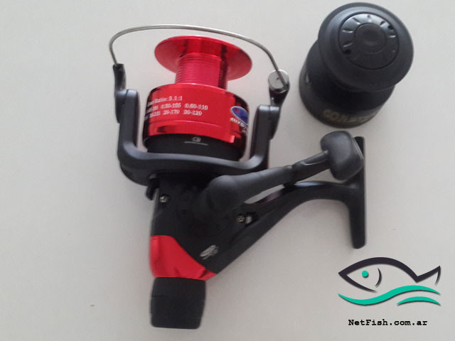 Reel Coaster Mystix 600r