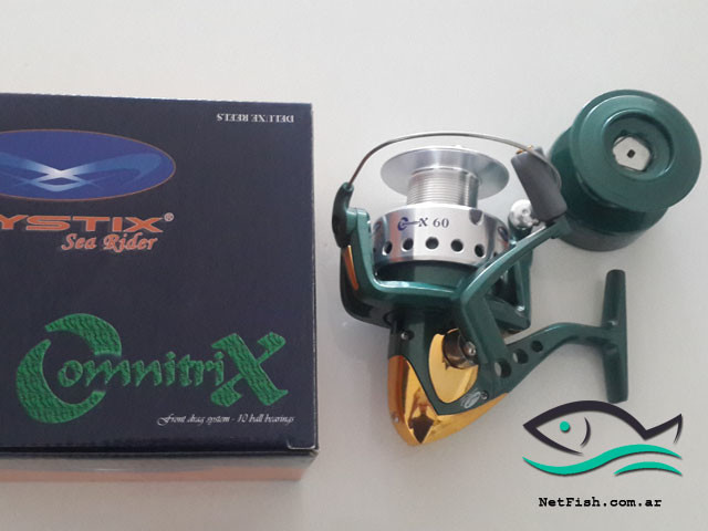 Reel Comnitrix Mystix 600