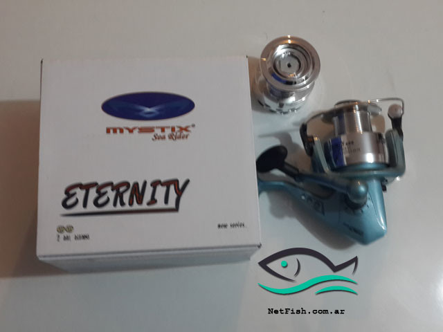 Reel Eternity Mystix 600