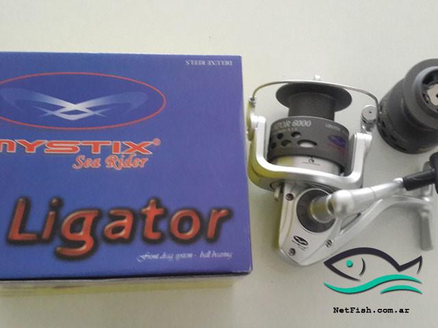 Reel Ligator Mystix 6000