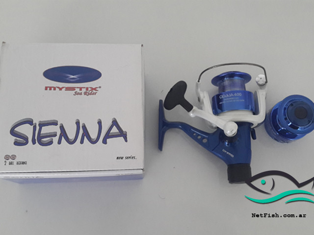 Reel Sienna Mystix 400