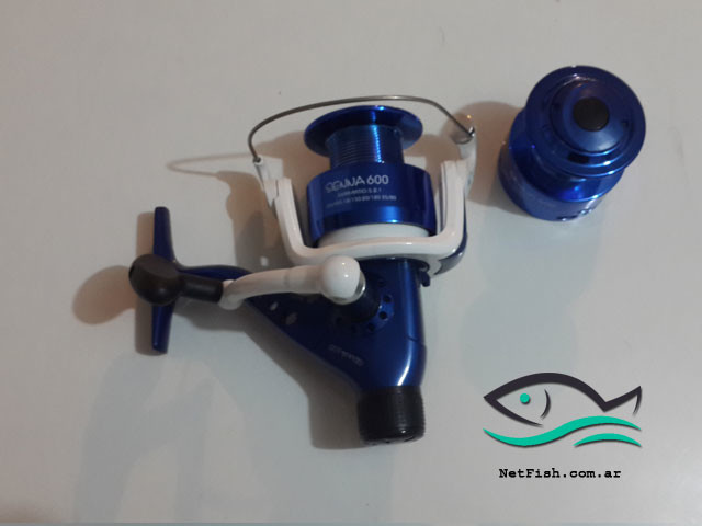 Reel Sienna Mystix 600