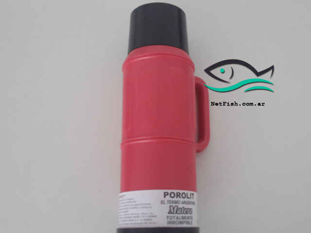 Termo irrompible porolit 1 litro