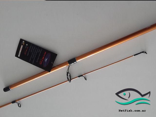 Combo:  Reel Equinox Mystix 3000 + Caña de pescar Mystix Cabra Corral 270