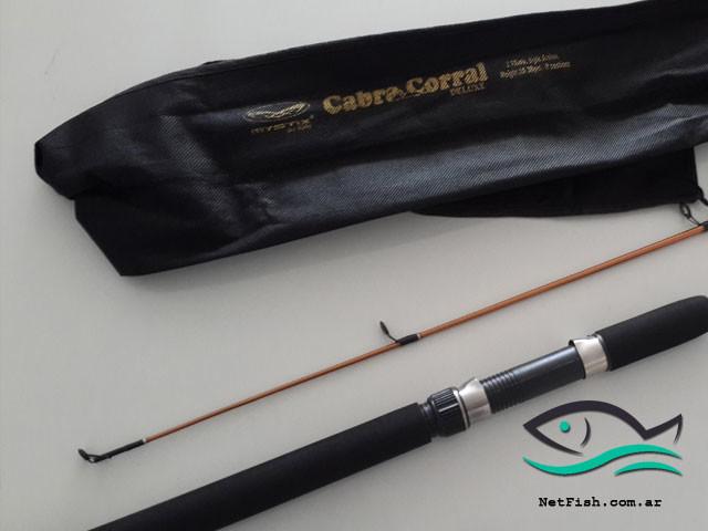 Caña de pescar Mystix Cabra Corral 2.70