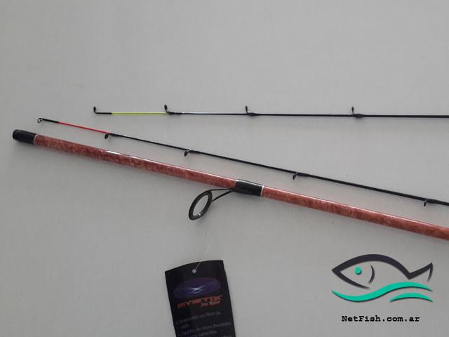 Caña de pescar Mystix Multitipped 2.70