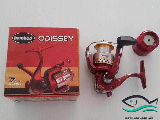 Reel Bamboo Odissey 1000