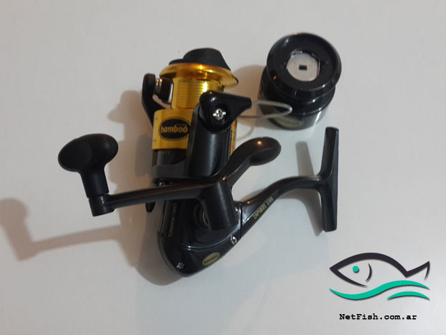 Reel Bamboo Zaphire 200
