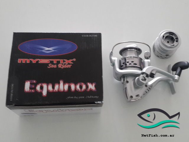 Reel Equinox Mystix 2000
