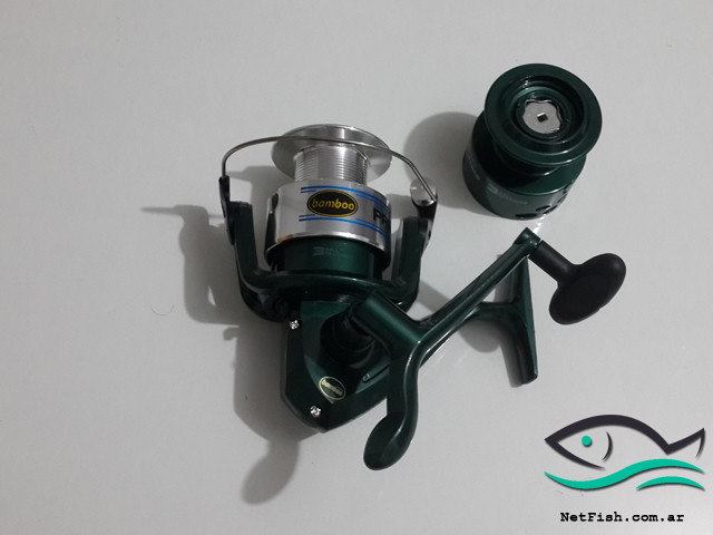 Reel Bamboo Primax 6000