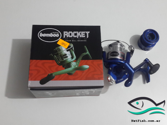 Reel Bamboo Rocket 100