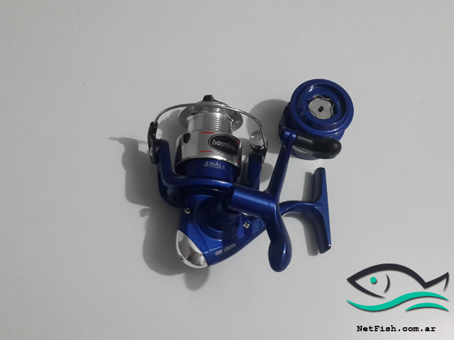 Reel Bamboo Rocket 200