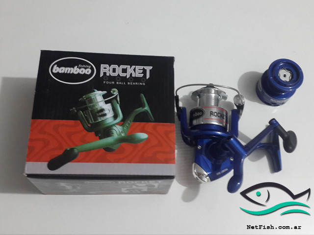 Reel Bamboo Rocket 300
