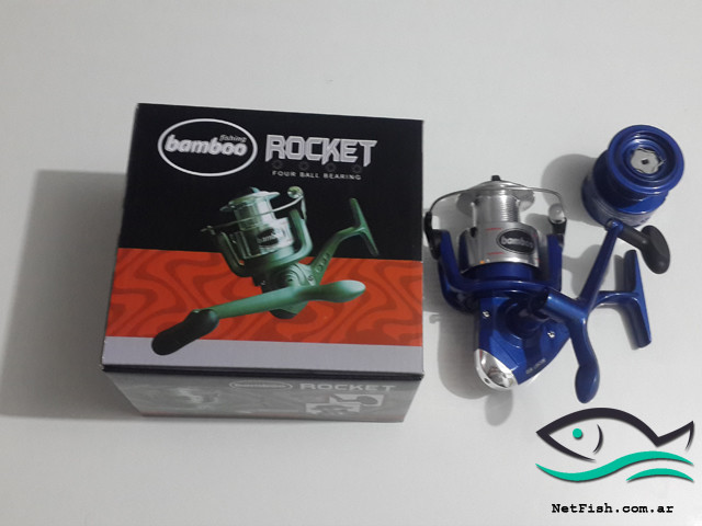 Reel Bamboo Rocket 500