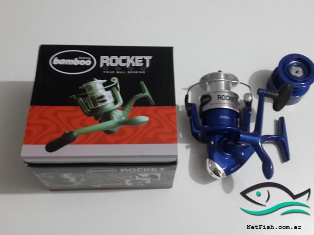 Reel Bamboo Rocket 600