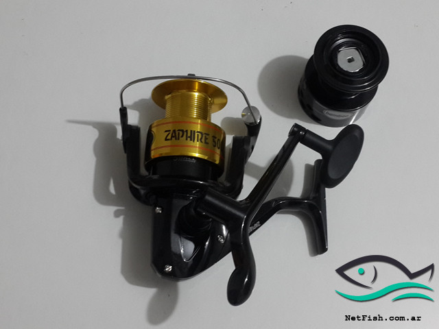 Reel Bamboo Zaphire 500