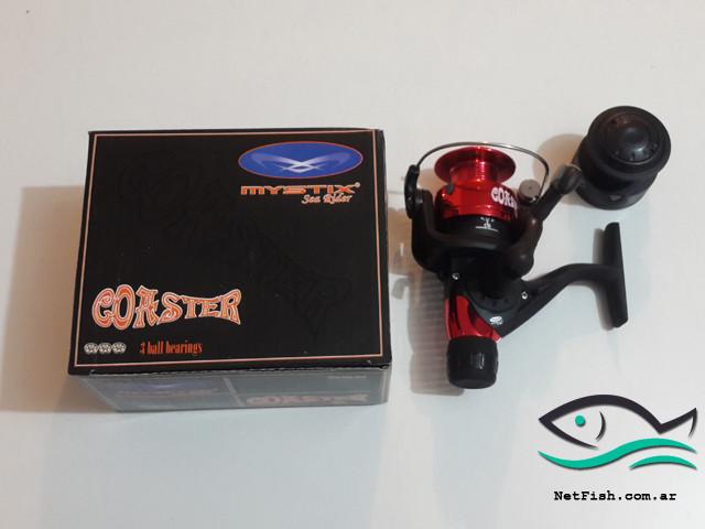 Reel Mystix Coaster 200r