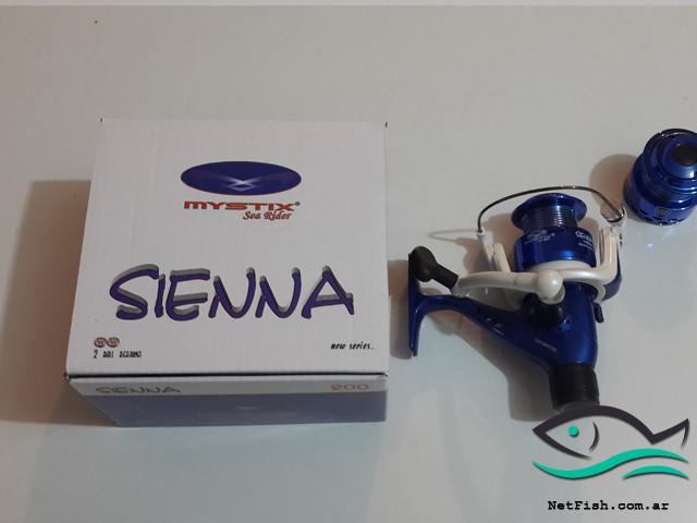 Reel Mystix Sienna 200