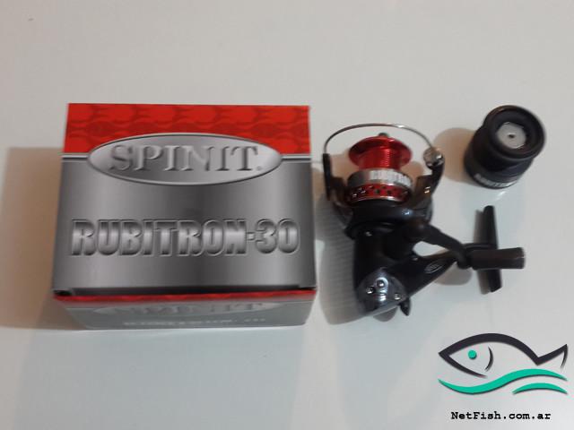 Reel Spinit Rubitron 30