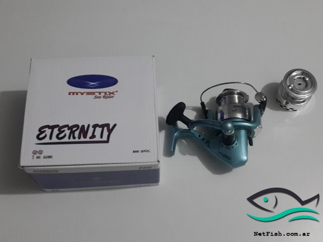 Reel Mystix Eternity 200