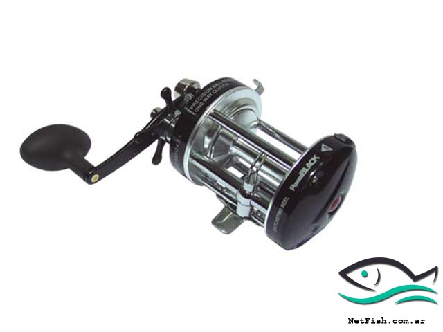 reel rotativo lexus power black