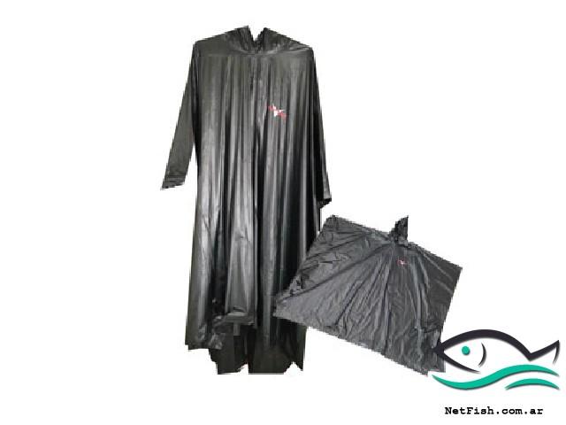 poncho para lluvia albatros f05 talle universal